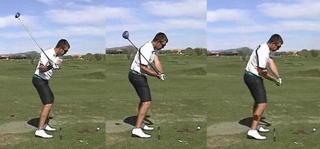 slot swing golf