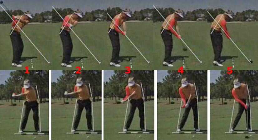 How To Hit The Ball Straight - T