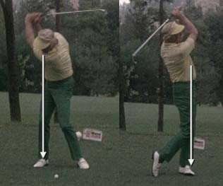 Mike Austin's Austinology Parts 1 to 4 - Swing Man Golf