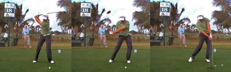 Aaron Baddeley Stack Tilt Swing Aaron Baddeley From a Swing