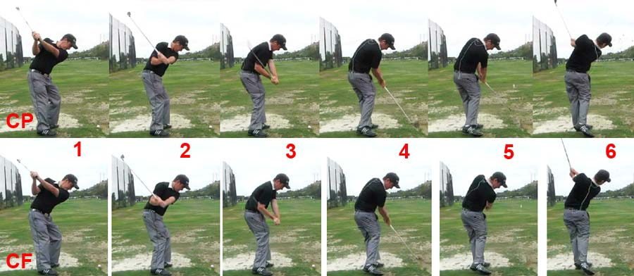 tiger woods swing sequence down lineTiger Woods Swing Sequence