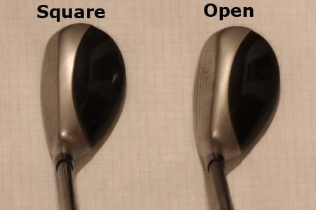 ClubfaceOpen - Model Golf Swing Video