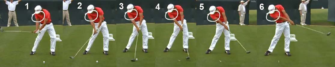 how to stop early release in golf swing