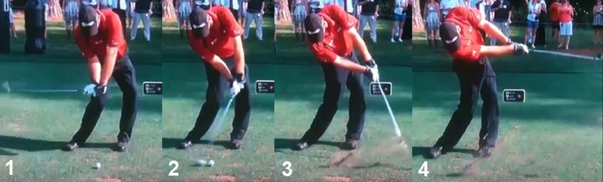 Anti-Method Golf - Tommy Gainey - Swing Analysis