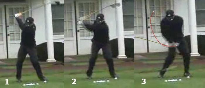 GarciaReleasePattern - Model Golf Swing Video