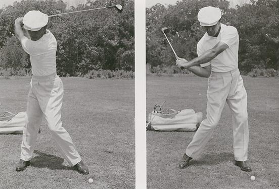 Alvaros Quiros swing action | Newton Golf Institute