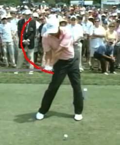 KimRelease - Model Golf Swing Video