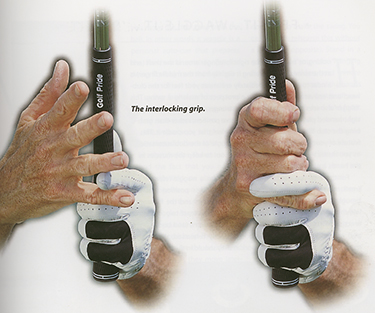 Interlocking grip from reference number 4