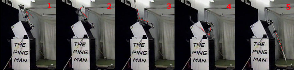 PingMan - Model Golf Swing Video