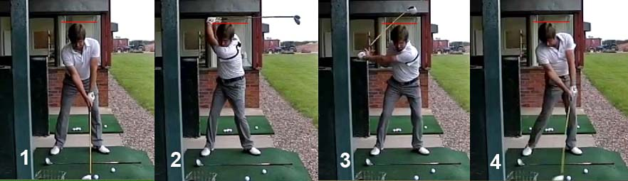 James Parker Golf - Robert Rock Swing Analysis