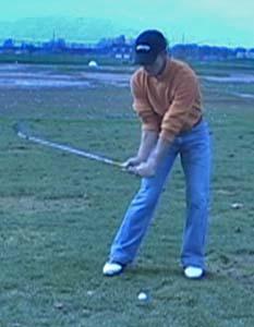 ScottDownswingStart - Model Golf Swing Video