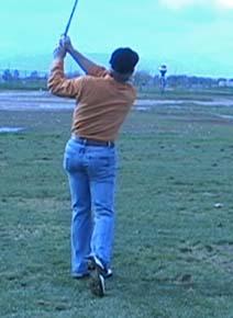 ScottFinish - Model Golf Swing Video