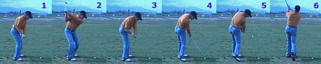 ScottSwingingPattern - Model Golf Swing Video