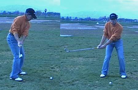 ScottTakeaway - Model Golf Swing Video
