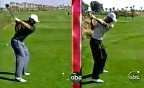 how to start the downswing correctly