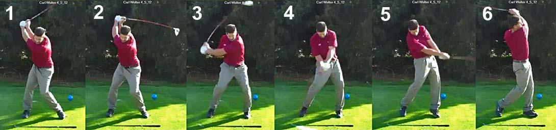 Richie Hunt's ignorance re: golf swing biomechanics | Newton